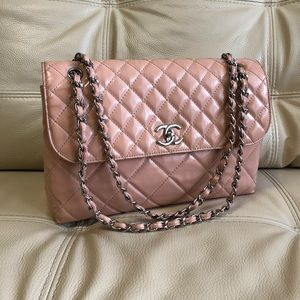 Chanel Classic Pink Bag.Price is firm❌